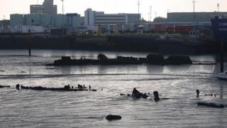 Откриха два отдавна изгубени германски военни кораба от Първата световна война