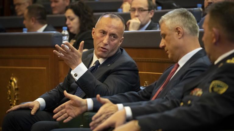 САЩ и ЕС призоваха Косово и Сърбия да работят за