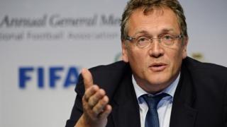 Уволниха генералния секретар на ФИФА Жером Валк