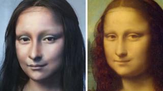 Да станеш Мона Лиза