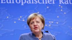 Меркел: Лидерите на ЕС договориха бюджет на еврозоната