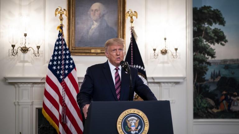 Тръмп удължи с година извънредното положение, въведено след атаките на 11 септември