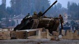 """Русия разположи установки """"Смерч"""" в Южна Осетия"""