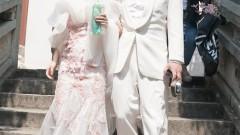 Сватбарите на мълчалив протест заради новите мерки срещу коронавируса