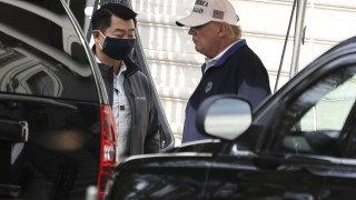 Какво е правил Тръмп от деня на президентските избори?