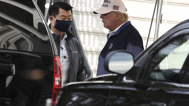 Тръмп се отказва от част от съдебното оспорване на резултатите в Пенсилвания