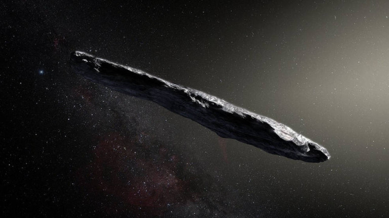 Междузвездният пътешественик –астероидът Oумуамуа разкрива тайни