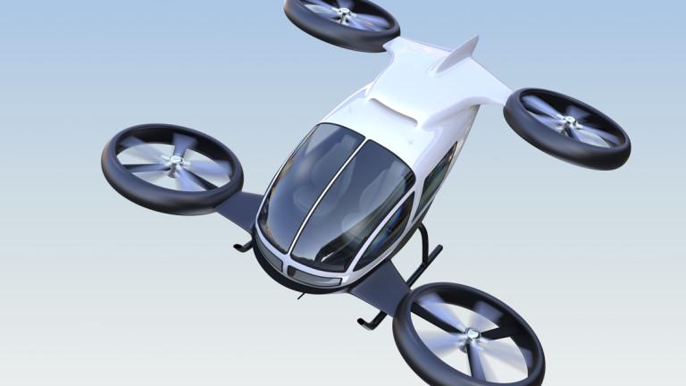 Китайски автогигант инвестира в стартъп за летящи коли