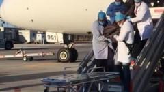 Нарко муле умря по време на полет