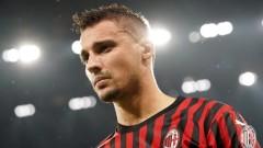 Милан загуби халф за поне месец