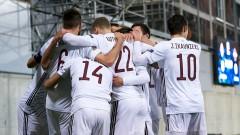 Черна гора, Фарьорските острови и Гибралтар на първите места в групите си от Лигата на нациите