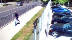ФБР обработи видеото на издирвания за убийството на Георги в Борисовата