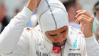 Хамилтън потегля първи в Гран при на САЩ
