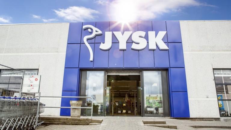 JYSK прави нов дистрибуционен център за близо €200 милиона в Източна Европа