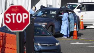 САЩ надхвърлиха 2000 починали от COVID-19 за 24 часа, болниците вече са пълни