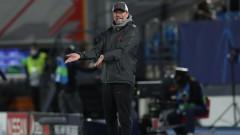 Юрген Клоп: Имаме седем мача, за да докажем, че заслужаваме да сме в Топ 4