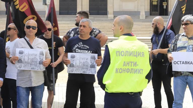 Българските патриоти поставиха 3 условия на ЦИК или - оставка