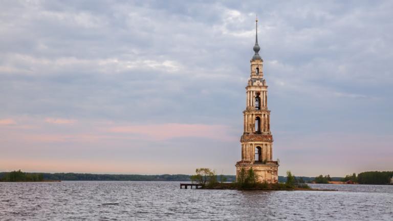 7 потопени под вода градове, които можете да посетите