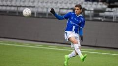 Братът на футболист на Селтик дойде в Ботев (Пловдив)
