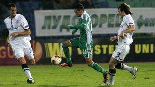 Лудогорец е на 1/16-финал в Лига Европа!