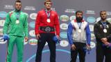 Кирил Милов спечели сребърен медал от Световното първенство по борба