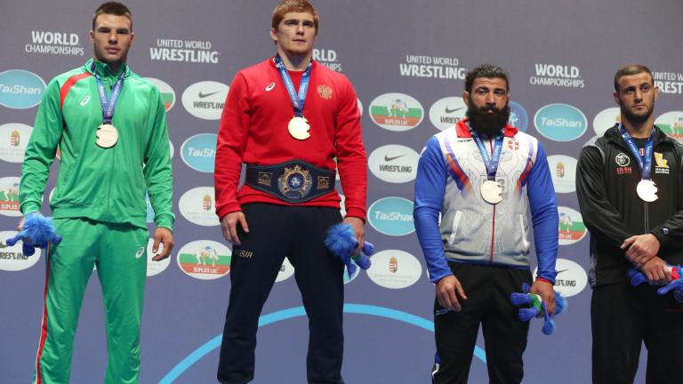 Медал номер 4 от Мондиала по борба е сребърен!
