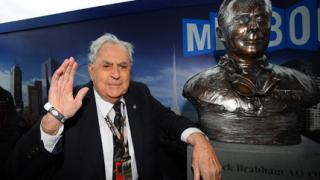 Почина трикратният шампион от Формула 1 сър Джак Брабам