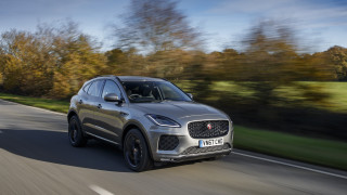 Тест драйв: Jaguar E-Pace