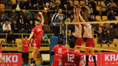 Четири отбора започват битката за волейболната титла