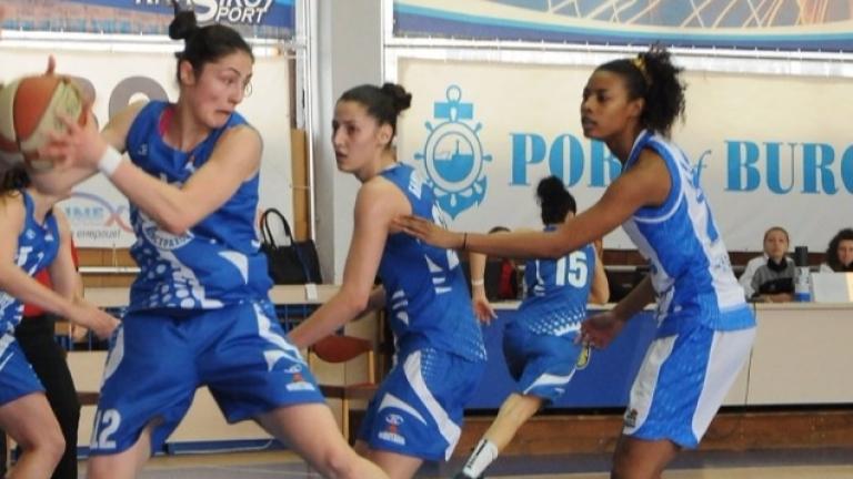 Монтана спечели българското дерби в Адриатическата лига
