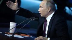 Путин изключи възможността за реставрация на социализма в Русия