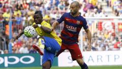 Масчерано: Много съм щастлив, че Барселона все още разчита на мен