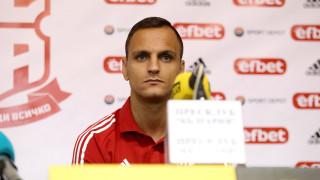 Андон Гущеров поискал 3500 евро на месец, за да облече екипа на Ботев (Враца)