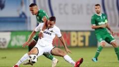 Марселиньо: Вече мислим за Шампионска лига, трябва да играем внимателно в Европа
