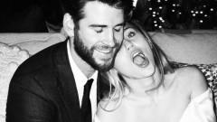 Майли Сайръс разкри снимки от сватбата си
