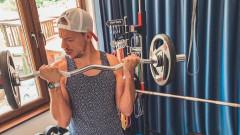 Колко струва домашният фитнес на семейство Петканови