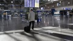 Арестуваха 10 мигранти, представящи се за волейболен отбор на летището в Атина