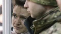 Савченко започва гладна стачка