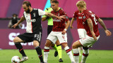 Милан повали Ювентус със страхотен обрат в шеметно второ полувреме