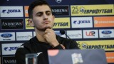 Георги Костадинов защити Хубчев и похвали публиката на Левски