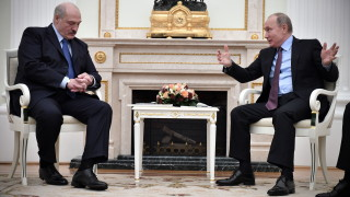 Путин и Лукашенко преговаряха 4 часа