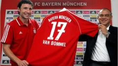 Марк ван Бомел подписа за три години с Байерн