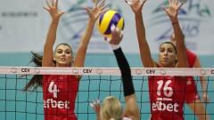 Волейболистките с втора загуба в Русия
