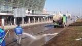 До извозването на бюлетините ограничават част от движението в София