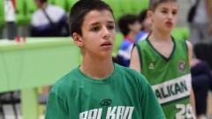 Александър Гавалюгов изравни рекорда на Клей Томпсън... на едва 12-годишна възраст!