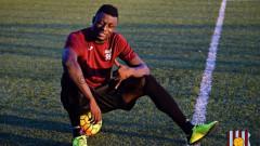 Берое с интерес към нигериец, играещ в Малта