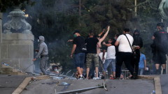 Сръбско издание: Наемници от US компания участват в протестите в Белград