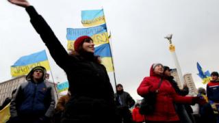 Украинската опозиция очаква 1 милион протестиращи днес