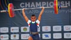 Ангел Русев извън разпределението на медалите на европейското в Букурещ