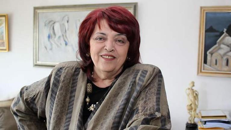 Почина Христина Ангелакова. Оперната прима си отиде на 73 години,